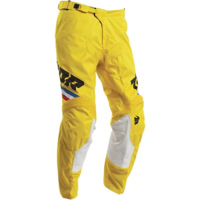 THOR Pulse Pinner Yellow/Black