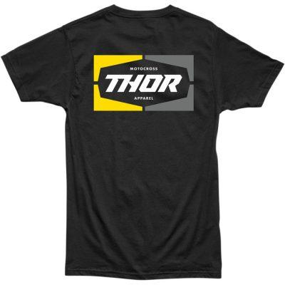 Тениска THOR Service Black