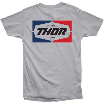 Тениска THOR Service Gray