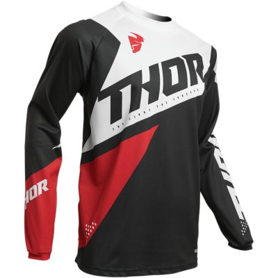 THOR Sector Blade Charcoal/Red