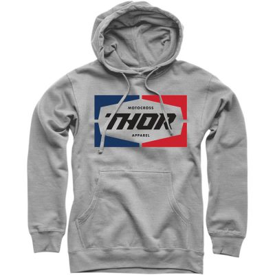 Суичер THOR Service Heather Grey
