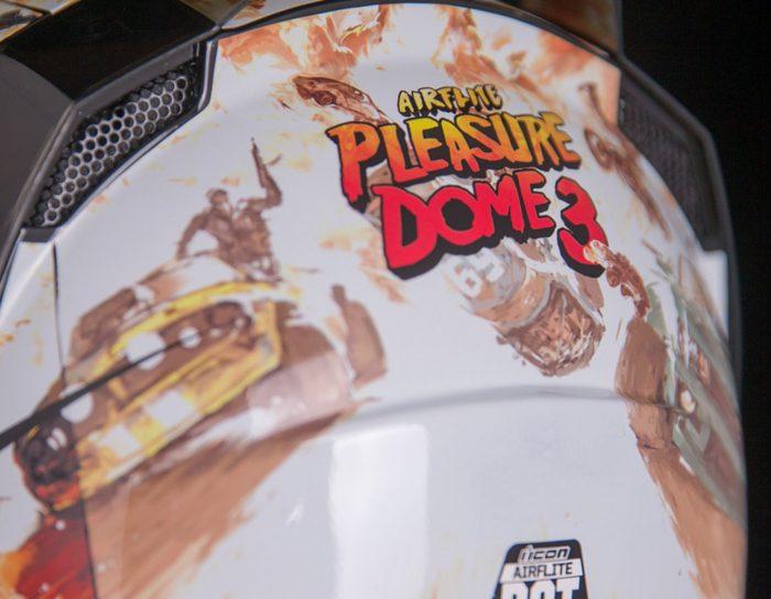 ICON Airflite Pleasuredome3