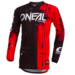 O'NEAL ELEMENT SHRED RED