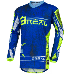 O'NEAL ELEMENT ZEN NEON BLUE