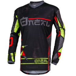 O'NEAL ELEMENT ZEN NEON YELLOW