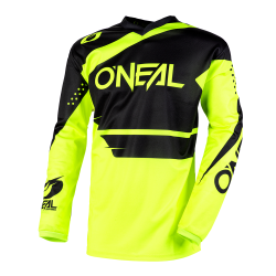 O'NEAL ELEMENT FACTOR BLACK/YELLOW