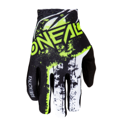 Ръкавици O'NEAL MATRIX IMPACT BLACK/NEON YELLOW