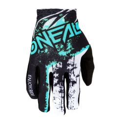 Ръкавици O'NEAL MATRIX IMPACT BLACK/TEAL