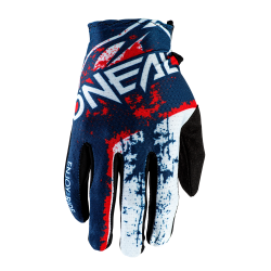 Ръкавици O'NEAL MATRIX IMPACT BLUE/RED