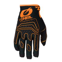 Мотокрос ръкавици O'NEAL SNIPER ELITE BLACK/ORANGE 2020