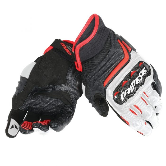 Ръкавици DAINESE Carbon D1 Black/White/Red