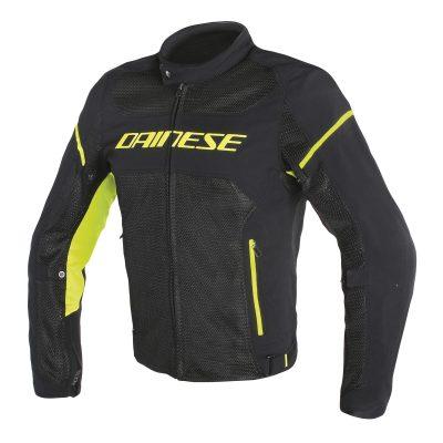 Яке DAINESE Air Frame D1 Tex Jacket Black/Yellow-fluo