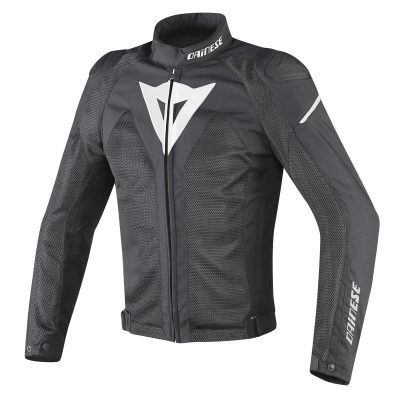 Яке Dainese Hyper Flux D-Dry Jacket black/white