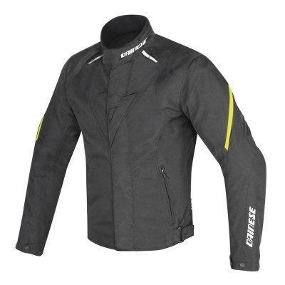 Яке Dainese Laguna Seca D1 D-Dry Jacket black/yellow