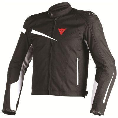 Яке Dainese Veloster Tex Jacket black/black/white