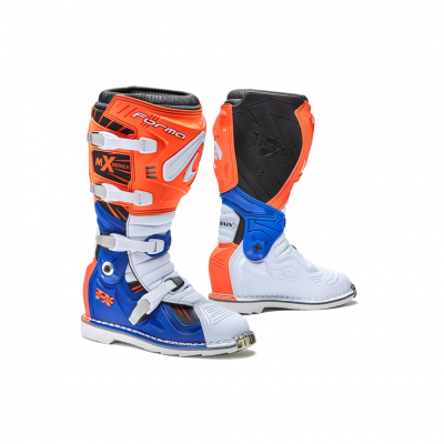 Ботуши Forma Terrain TX Orange/White/Blue