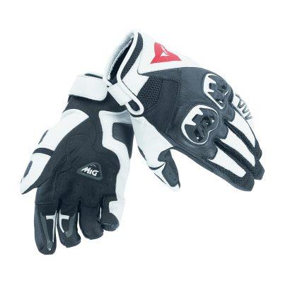 Ръкавици DAINESE Mig C2 Black/White/Black