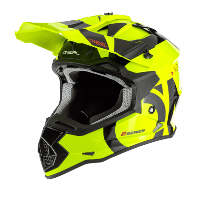 O'NEAL 2SERIES SLICK NEON YELLOW/BLACK