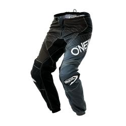 O'NEAL ELEMENT RACEWEAR BLACK/GRAY 2