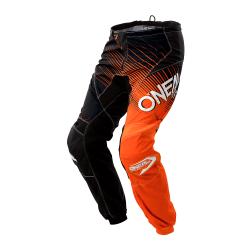 O'NEAL ELEMENT RACEWEAR BLACK/ORANGE 2