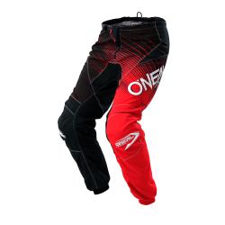 O'NEAL ELEMENT RACEWEAR BLACK/RED 2