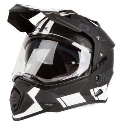O'NEAL SIERRA II COMB BLACK/WHITE