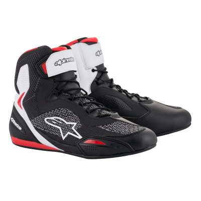 ALPINESTARS Faster-3 Rideknit Black/White/Red