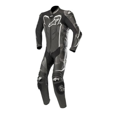 Alpinestars GP Plus Black Camo/White