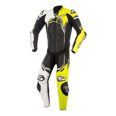 Alpinestars GP Plus v2 Black/White/Yellow Fluo