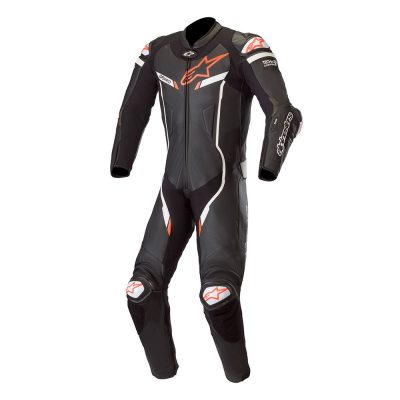 Екип Alpinestars GP Pro v2 Black/White – 1 част