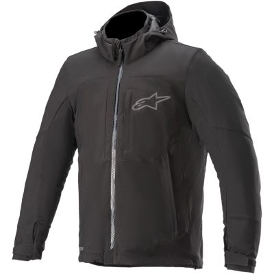 Яке ALPINESTARS Stratos v2 Techshell Drystar Black