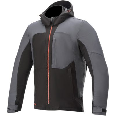 Яке ALPINESTARS Stratos v2 Techshell Drystar Black/Asphalt/Red