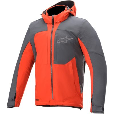 Яке ALPINESTARS Stratos v2 Techshell Drystar Red Asphalt
