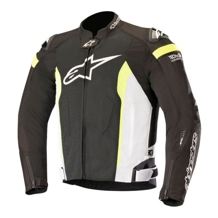 Яке ALPINESTARS T-Missile Air Black/Yellow