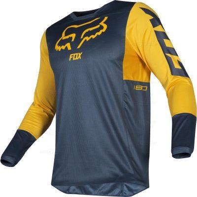 FOX 180 PRZM Navy/Yellow