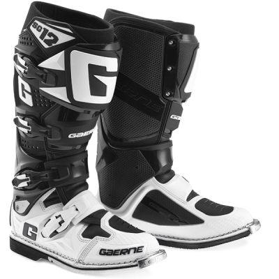 Ботуши Gaerne SG12 White Black