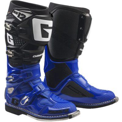 Ботуши Gaerne SG12 Black Blue