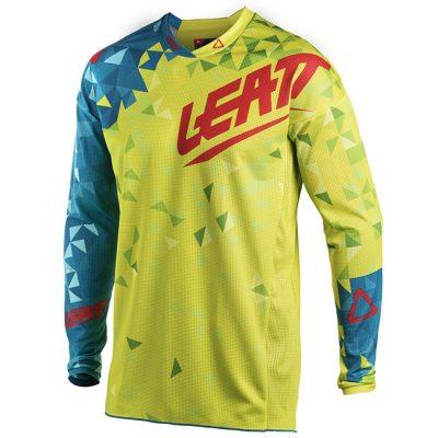 LEATT GPX 4.5 Lite Lime/Teal