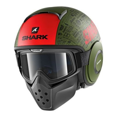 SHARK TRIBUTE DRAK Green