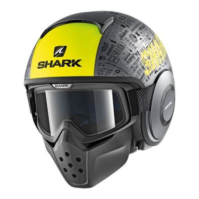 SHARK TRIBUTE DRAK Yellow