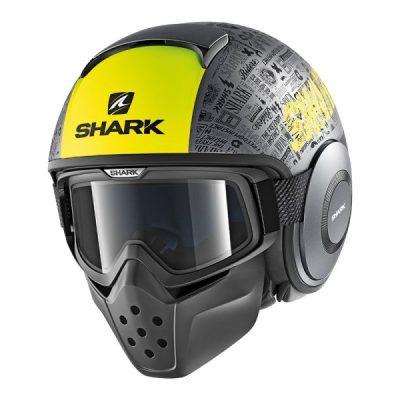 SHARK TRIBUTE DRAK Yellow
