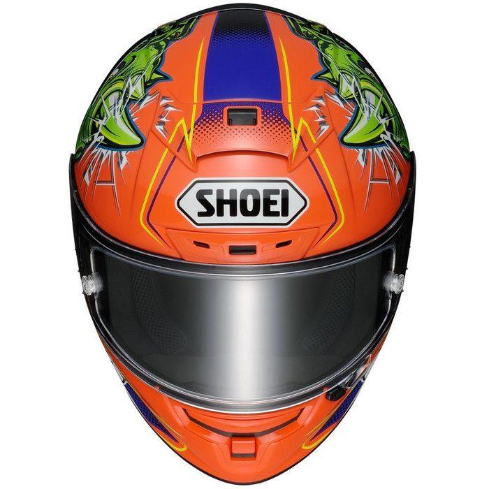 Shoei X-Spirit III Power Rush