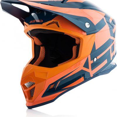 Каска ACERBIS PROFILE 4 Orange/Black