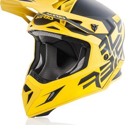 Каска ACERBIS X-PRO VTR Yellow