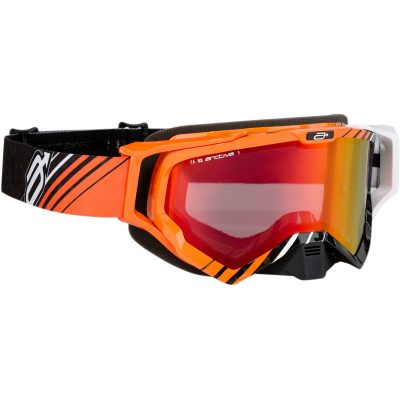 Arctiva Vibe Goggles Orange/White