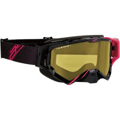 Arctiva Vibe Goggles Black/Pink