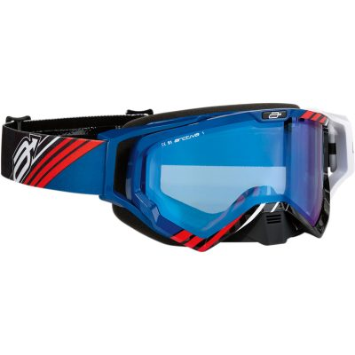 Arctiva Vibe Goggles Blue/Red
