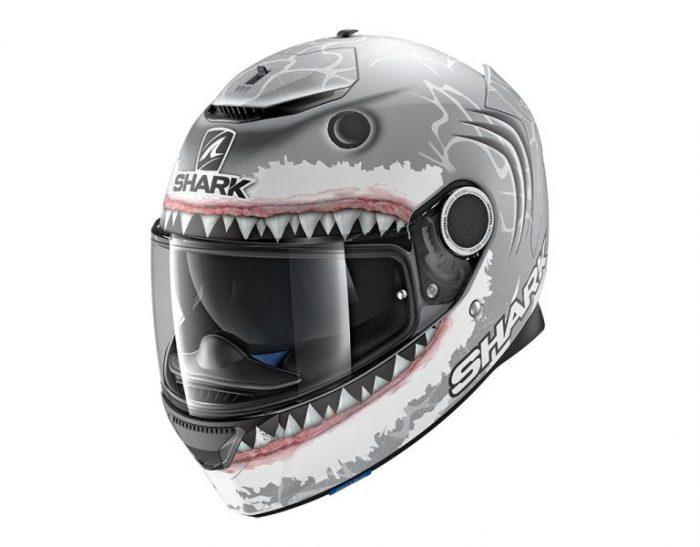 SHARK SPARTAN Gray
