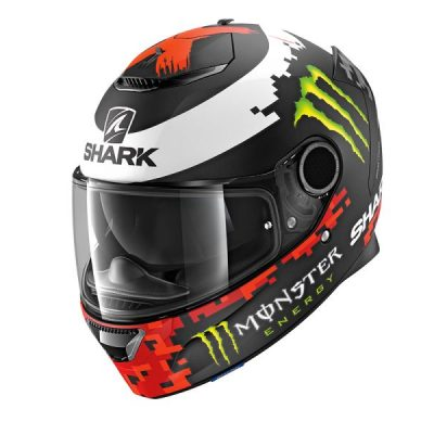 SHARK SPARTAN REPLICA LORENZO MONSTER 2018