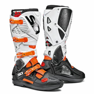 SIDI Crossfire 3 SRS Orange Fluo/Black /White